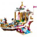 Arielin královský člun na oslavy