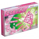 GEOMAG PINK 68 DÍLŮ