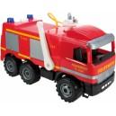 Mercedes hasičské auto 64 cm s nálepkami