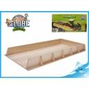 Silo dřevěné 60x30x6cm 1:16 v krabičce