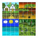 Puzzle - Příroda