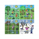 Puzzle - Roční období