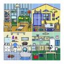 Puzzle - Domácnost