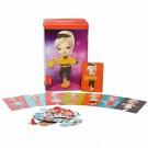 Magnetická panenka II - magnetická hra 45 dílků a 8 předloh