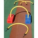 Sportovní tyč na tunel