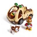 Tolo první přátelé - Safari auto