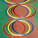 Sada kruhů - 4 ks 40cm