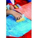 Malířské náčiní - Malba a písek