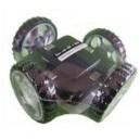 Magnetická stavebnice - 1 pár koleček