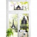 Okenní prvky Siluety staveb
