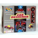 Zoob  Car Designer stavebnice 76 dílů - vozítka