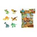 Veselá zvířátka Dinosauři 6ks