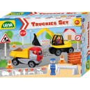 Truckies Set stavba