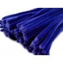 Modelovací drátky 30cm 100ks modré