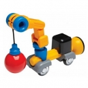 Stick-O Stavební auta