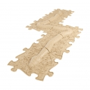 Ortopedická podlaha - HAD béžová