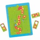 Hladový had - magnetická hra
