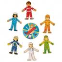 Puzzle povolání – první hra pro děti
