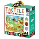 Montessori hmatové puzzle