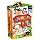 Montessori Moje první puzzle - Farma
