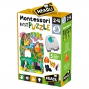 Montessori Moje první puzzle - Džungle