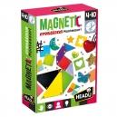 Montessori magnetické výtvory