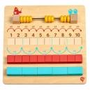 Moje první matematická hra - dřevěná herní sada