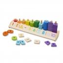 Výuková hračka - Tvary a čísla