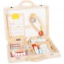 Dětský doktorský kufřík pro malé zubaře 2v1