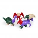 Magnetická zvířata - Dinosauři 2