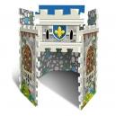3D pěnové podlahové puzzle hrad - 14 dílů