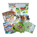 Na Farmě - naučný a hrací set