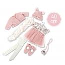 Llorens Obleček pro panenku velikosti 40cm