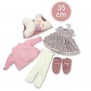 Llorens Obleček pro panenku velikosti 35cm