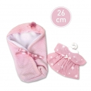 Obleček pro panenku miminko 26cm