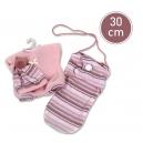 Obleček pro panenku miminko 30cm