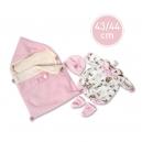 Obleček pro panenku miminko 43-44cm