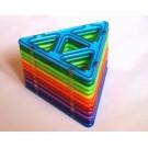 Magnetická stavebnice - supertrojúhelníky