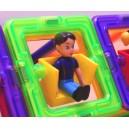 Magnetická stavebnice - figurka chlapeček