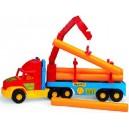 Super Truck stavební