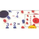 Razítka - matematická znaménka 6 ks