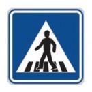 Dopravní značka - Přechod pro chodce