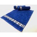 Dětský ručník modrý
