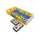 Domino - barvy a tvary