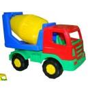 Dětské auto Mirage betonářské 27cm
