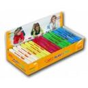 Plastelína 15 x 150 g - 5 barev