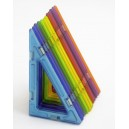 Magnetická stavebnice - Pravoúhlý trojúhelník