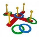 Házecí kříž s kroužky