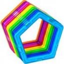Dilky-pětiúhelník - 1ks