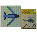 Stavebnice Mosaic Color Vrtulník